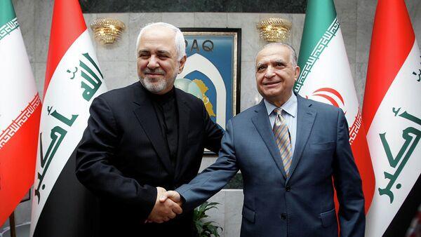 Министр иностранных дел Ирана Мохаммад Джавад - Sputnik Абхазия