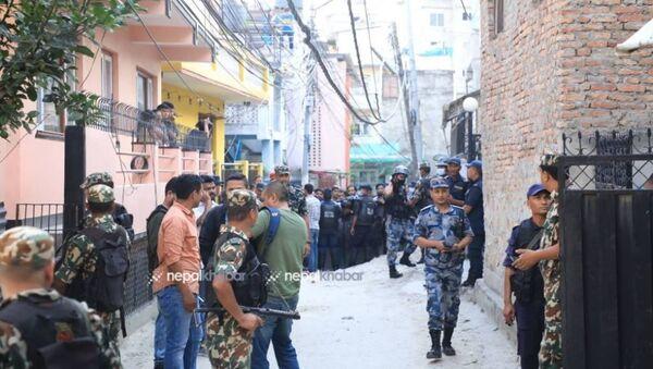 Взрыв в Непале - Sputnik Абхазия