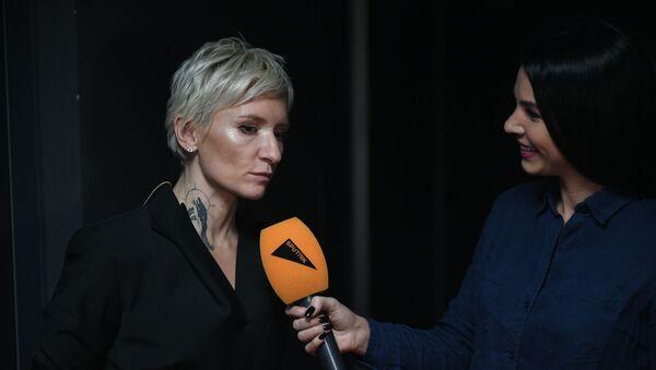 Арбенина и  Дробыш рассказали о впечатлениях от финала Ты супер!    - Sputnik Абхазия