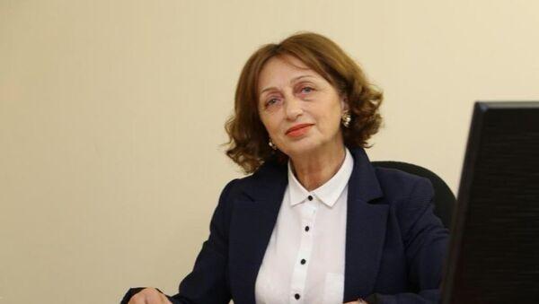 Юлия Еник  - Sputnik Абхазия