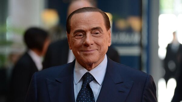 Сильвио Берлускони. Архивное фото - Sputnik Абхазия