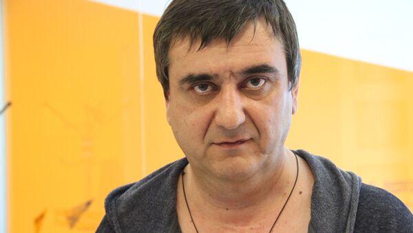 Кристиан Бжьаниа  - Sputnik Аҧсны