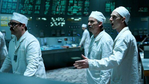 ателесериал Чернобыль аҟынтәи акадр - Sputnik Аҧсны