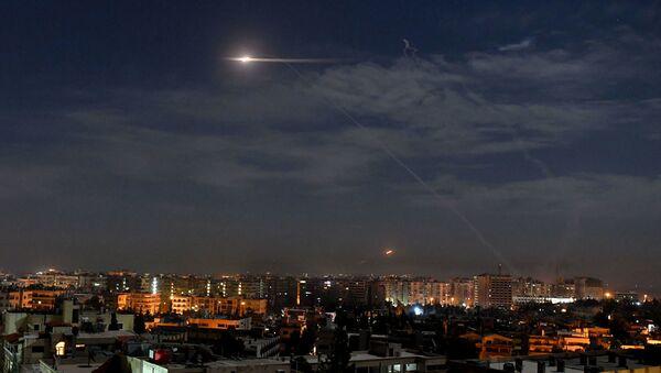 Ракетный удар по Сирии - Sputnik Аҧсны