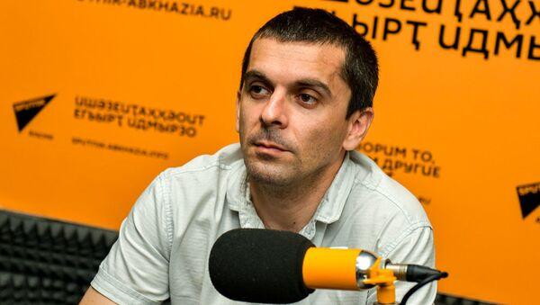 Авидзба Бадрак - Sputnik Аҧсны