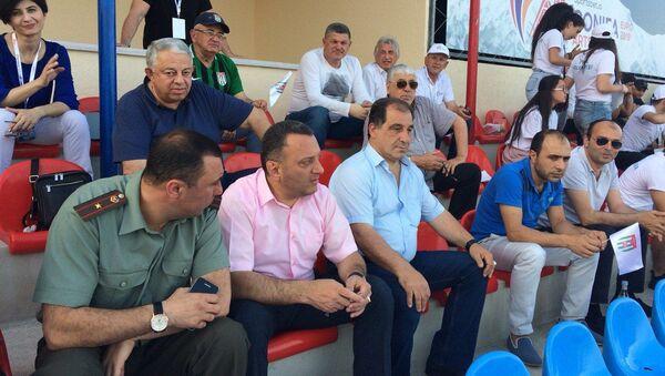Болельщики сборной Абхазии - Sputnik Абхазия