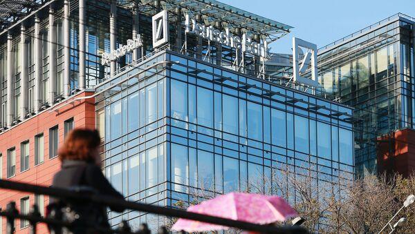 Deutsche Bank объявил о сворачивании в России бизнеса корпоративных услуг - Sputnik Абхазия