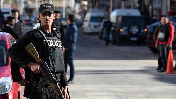 Полиция Кгипта, архивное фото - Sputnik Абхазия