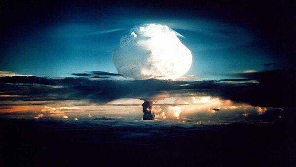 Испытание термоядерного взрывного устройства в США - Sputnik Абхазия