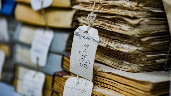 Архивные документы - Sputnik Абхазия
