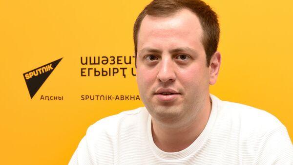 Азамат Багателия - Sputnik Аҧсны