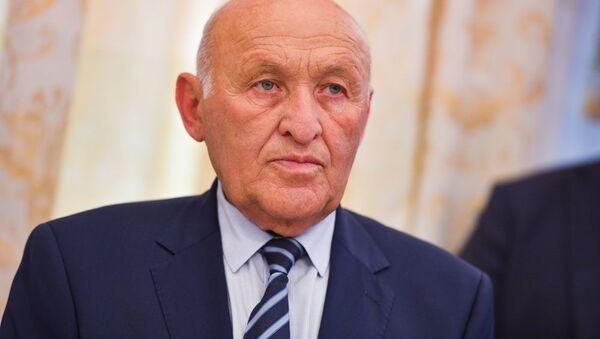 Валери Кәарҷиа - Sputnik Аҧсны