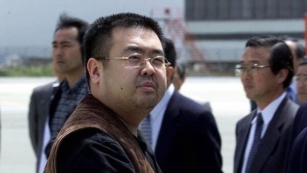 Ким Чен Нам. Архивное фото - Sputnik Абхазия