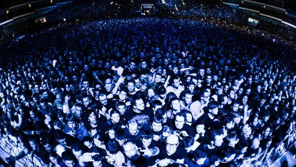 Концерт группы Metallica в Москве - Sputnik Абхазия