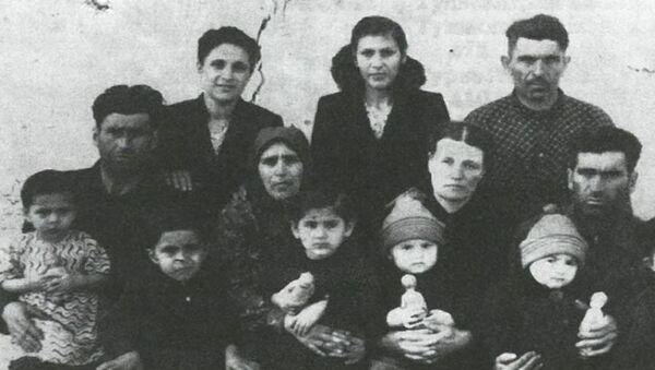 Семья Иосифиди - Sputnik Абхазия