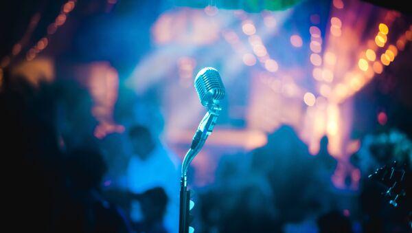 Микрофон - Sputnik Аҧсны
