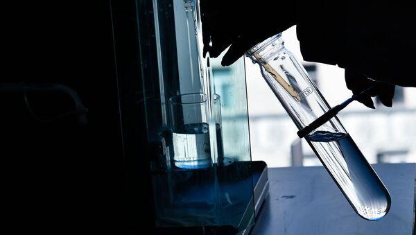 Проверка качества продуктов в лаборатории Роспотребнадзора - Sputnik Абхазия