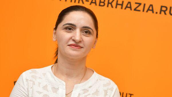 Ирма Амичба - Sputnik Абхазия