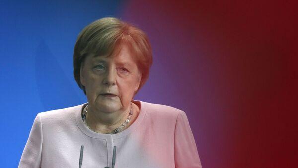 Ангела Меркель - Sputnik Абхазия
