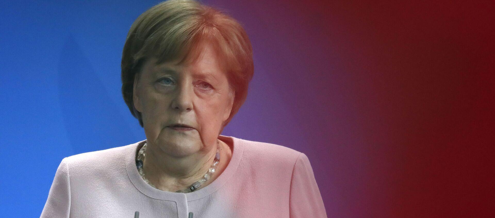 Ангела Меркель - Sputnik Абхазия, 1920, 21.08.2021