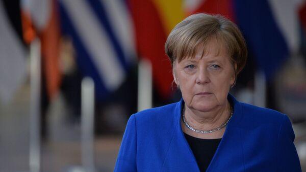 Ангела Меркель - Sputnik Аҧсны