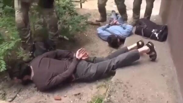 Двое подозреваемых в спонсировании ИГ* задержаны в Москве и Московской области - Sputnik Абхазия