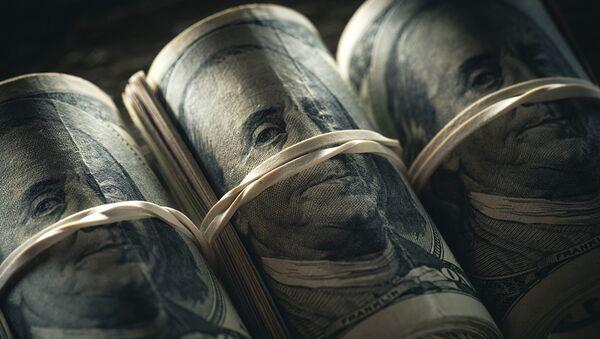 Американские доллары - Sputnik Абхазия