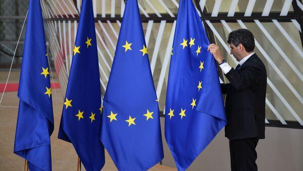 Неформальный ужин глав государств и правительств ЕС - Sputnik Абхазия