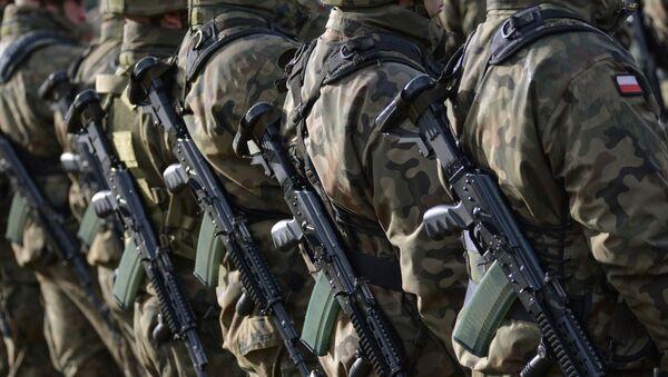 В Польше размещен батальон НАТО - Sputnik Абхазия