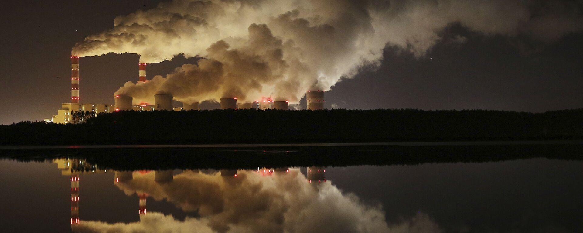 Самая большая в Европе электростанция на буром угле в Белхатуве - Sputnik Абхазия, 1920, 24.08.2020