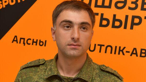 Алхас Жиба - Sputnik Аҧсны