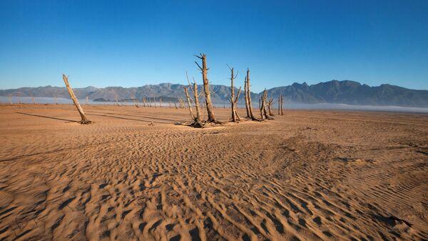 Четырехмиллионный Кейптаун остался без воды после трех засушливых зим, которые принес Эль-Ниньо - Sputnik Абхазия