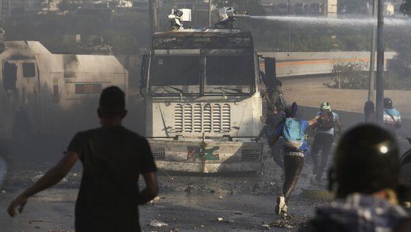 Ситуация в Венесуэле - Sputnik Абхазия