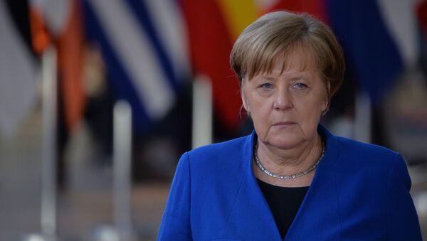 Федеральный канцлер Германии Ангела Меркель - Sputnik Абхазия