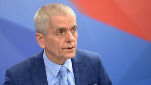 Геннадий Онищенко - Sputnik Абхазия