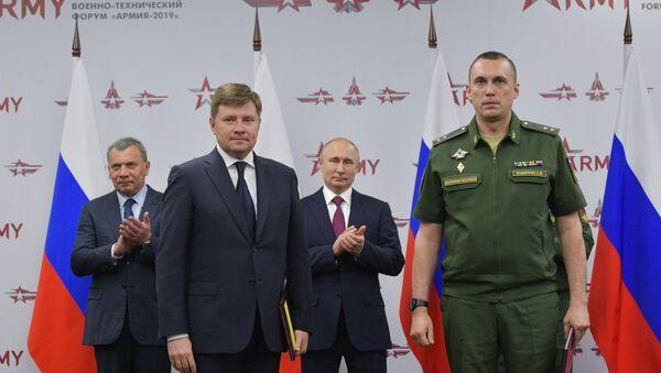 Армия-2019 - Sputnik Аҧсны