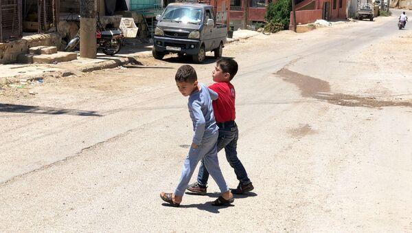 В Сирию возвращаются беженцы из Ливана - Sputnik Аҧсны