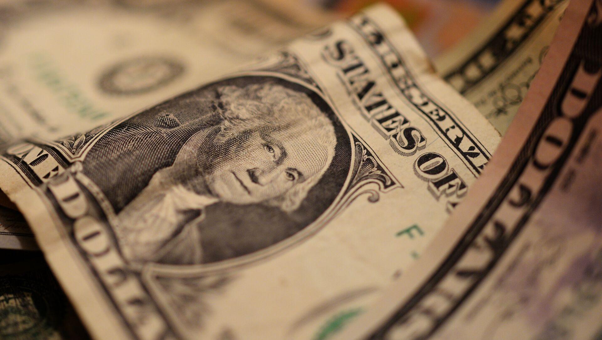 Доллар США - Sputnik Абхазия, 1920, 10.08.2021