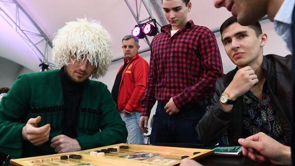 Фестиваль Абхазии Апсны - Sputnik Абхазия
