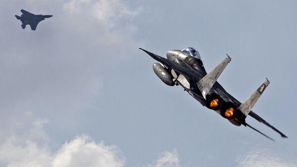 Самолеты ВВС Израиля. Архивное фото - Sputnik Абхазия