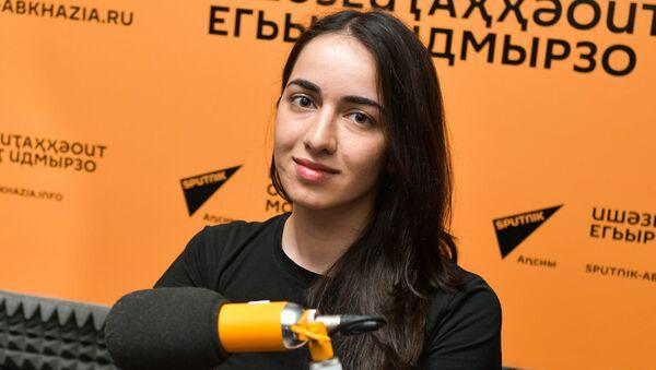 Сариа Кәарцхьиаԥҳа - Sputnik Аҧсны