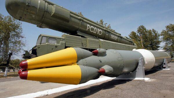 Ракетный комплекс средней дальности РСД-10 ПИОНЕР - Sputnik Абхазия