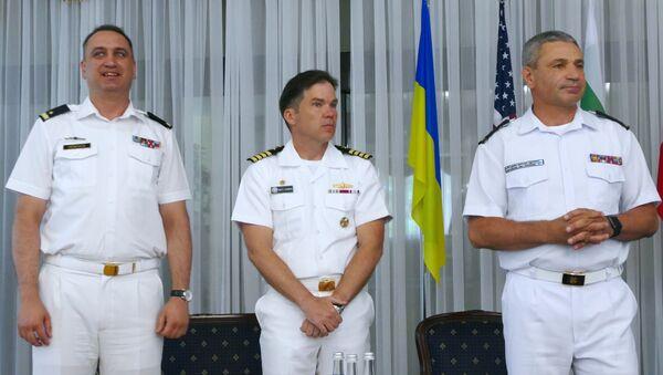 Открытие международных украинско-американских учений Си бриз - 2019 - Sputnik Абхазия