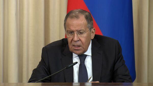Лавров: План США по ближневосточному урегулированию остается не до конца прояснённым для Москвы - Sputnik Абхазия
