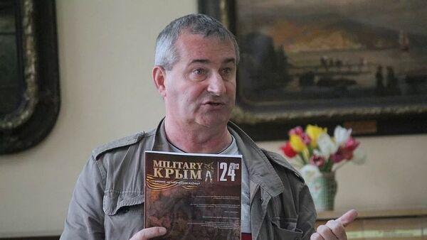 Военный эксперт Сергей Ченнык - Sputnik Абхазия