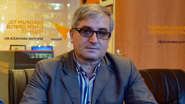 Артур Адлейба - Sputnik Абхазия
