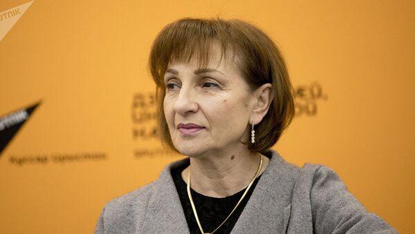 Психолог Индира Габулова - Sputnik Абхазия