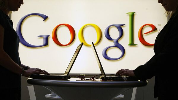 Логотип компании Google. Архивное фото - Sputnik Абхазия