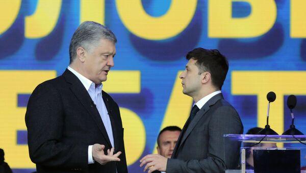 Дебаты кандидатов в президенты Украины - Sputnik Абхазия