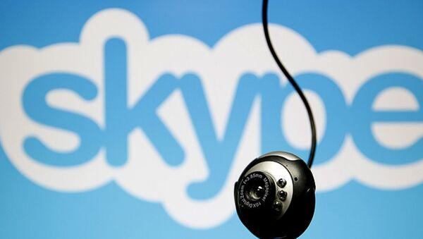 Логотип Skype - Sputnik Абхазия